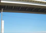 高速道路塗装改修